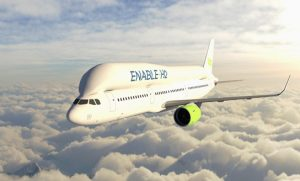A321 NEO H2 Sky