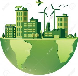 go green concept design